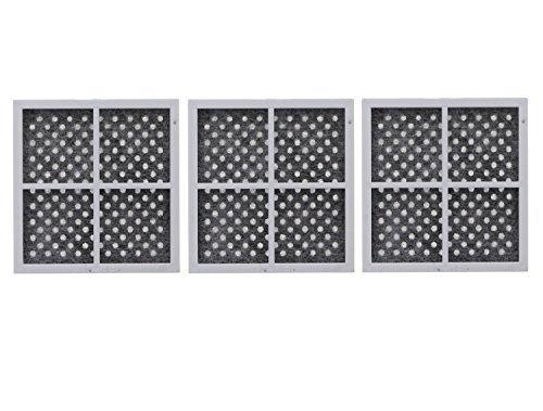 3 Pack Ersatz, Kühlschrank Luftfilter, LG LT120F, ADQ73214404, Kenmore 469918 (Filter, Lg Kühlschrank Lfx31925st)