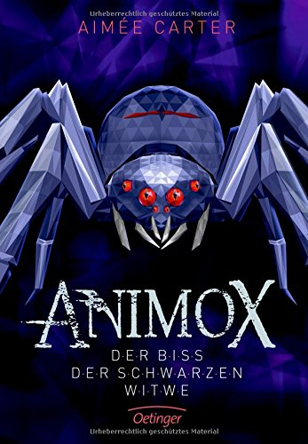 Animox 4: Der Biss der Schwarzen Witwe -