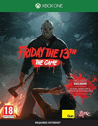 Friday the 13th: The Game Xbox ONE - Xbox One [Edizione: Francia]