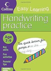 Handwriting: Age 7-9