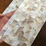 KYKDY natürliche streifen shell mosaik fliesen perlmutt küche backsplash dusche hintergrund badezimmer dekoration groutless tapete