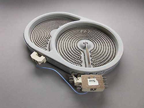 Ceramic Hob Ceramic Hotplate Heating Element Dual 170/260mm 1400-2200W