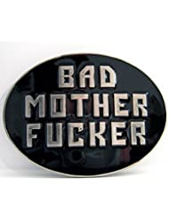 Bad Mother F***er Buckle, Pulp Fiction, Top Buckle - Gürtelschnalle