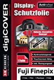 DigiCover N4257 Protecteur d'affichage de caméra pour Fujifilm X-T2 Transparent