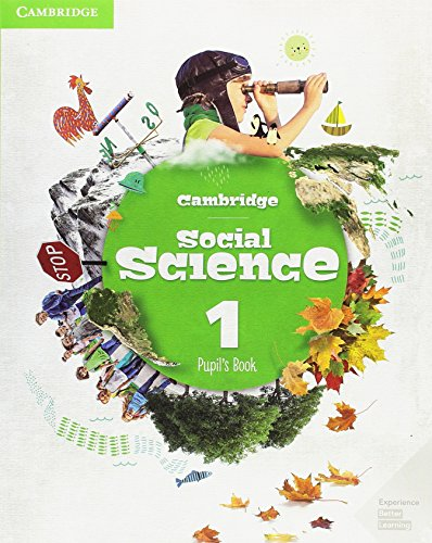 Cambridge Natural and Social Science Level 1 Pupil's Book Pack (Natural Science Primary)