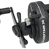FLADEN CHIEFTAIN 30 - 1 Ball Bearing Sea Multiplier Reel with Line Out Alarm & Level Wind [11-48430]