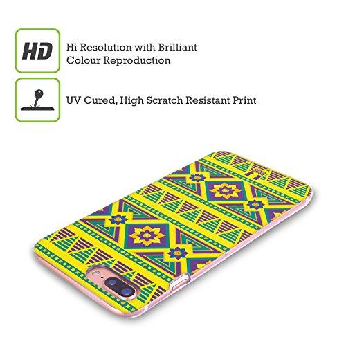 Head Case Designs Bellezza Pattern Africani Serie 2 Cover Retro Rigida per Apple iPhone X Sollievo Dalla Calura