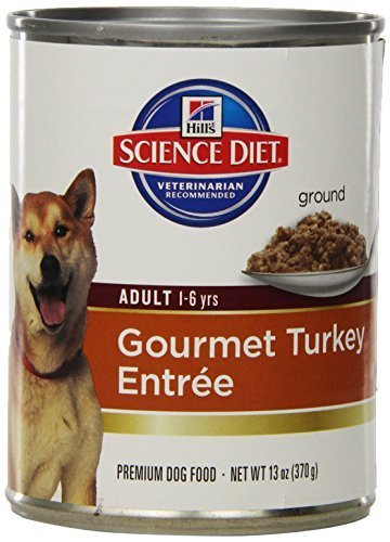 hills-science-diet-adult-advanced-fitness-gourmet-turkey-entree-dog-food-13-ounce-can-12-pack-by-hil