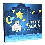 RU Album Fotografico Stock Photo Flip-Flop per Bambini Ad Alta Definizione Avvolgimento a Bolle da 20 Pollici Impermeabile E Antimacchia per Il Record di Crescita del Bambino 34x38x5cm