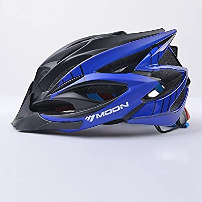 Qsjb 230g Ultra Light Weight - Bike Helmet, Adjustable Sport Cycling Helmet Bike Bicycle Helmets For Road & Mountain Biking,Motorcycle For Adult Men & Women,Youth - Racing,Safety Protection by Zidz