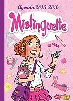 Mistinguette - Agenda 2015-2016 de Amandine