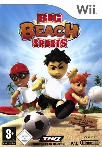 Big Beach Sports [Software Pyramide] (Wii-big Beach Sports)