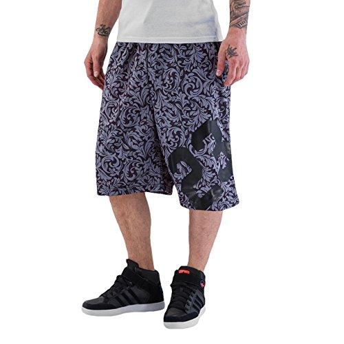 Just Rhyse Uomo Shorts 23 Grigio