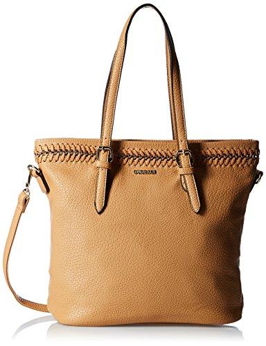 Gussaci Italy Women\'s Handbag (Camel) (GUS055)