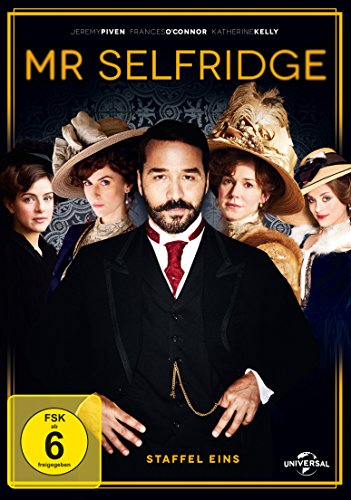 Mr. Selfridge - Staffel 1 [3 DVDs]