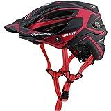 Troy Lee Designs Enduro-MTB Helm A2 MIPS Rot Gr. M/L