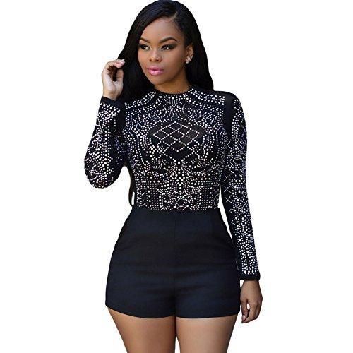 MEINICE - Camicia -  donna Black Large