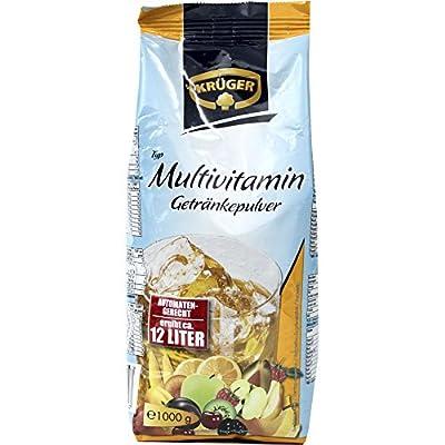 Krüger - Getränkepulver 'Multivitamin' - 1KG