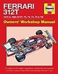 Haynes Ferrari 312T 1975 to 1980 (312...