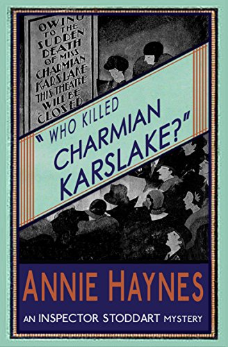 Image result for who killed charmain karslake?