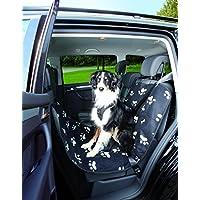 Trixie Auto Sitz Abdeckung, 0.65x 1.45m, schwarz/beige