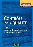 Image de Contrôle de la qualité - MSP, analyse des performances et contrôle de réception