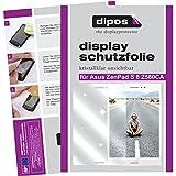 dipos I 2x Schutzfolie klar passend für Asus ZenPad S 8 Z580CA Folie Displayschutzfolie