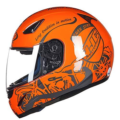 Gtyw, casco da moto, casco da motociclista, gara su strada, mountain bike a quattro ruote, auto sportiva, scooter, casco da incrociatore, certificato ece,b-xxl=59-60cm