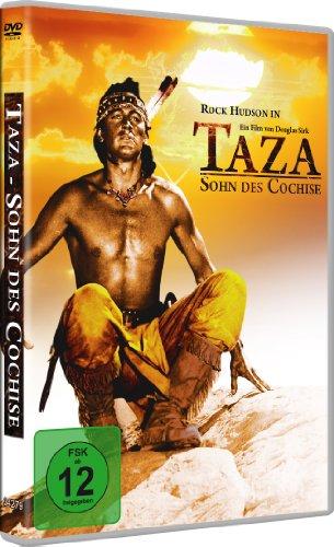 Taza, Sohn des Cochise (Original Universal Kinofassung) [Alemania] [DVD]