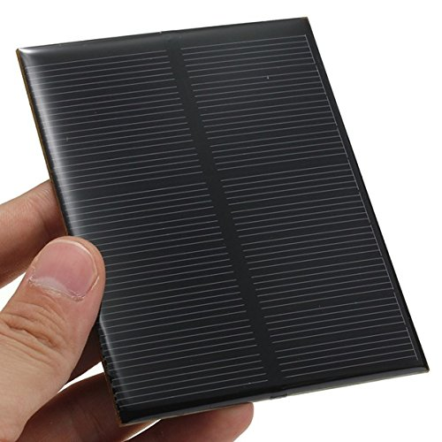 Amazon.co.uk - 5V 1.2W Solar Panel (104 x 80mm)