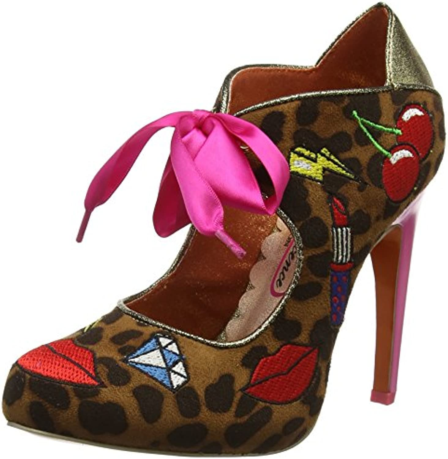 Poetic Licence by Irregular Choice Pop Kiss, Mary Jane Jane Jane Donna | Re della quantità