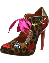 Poetic Licence by Irregular Choice Pop Kiss, Mary Janes Femme