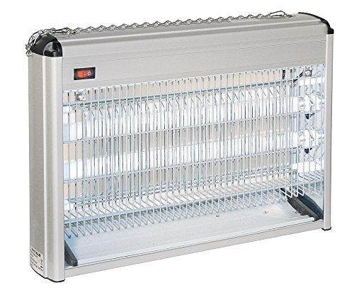Matamoscas eléctrico EcoKill, 2x15 W