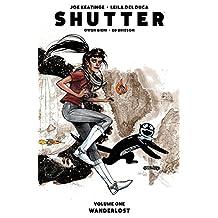 SHUTTER 01 WANDERLOST