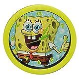 Die besten SpongeBob Wecker - Unbekannt Wanduhr Spongebob Schwammkopf - 29 cm groß Bewertungen