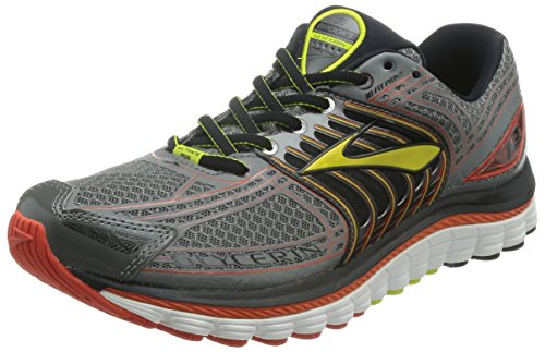 Brooks Adrenaline GTS 15 - Zapatos de running para hombre, color gris