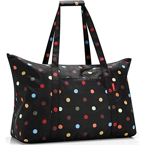 Reisenthel Ag3014 Borsone, 21 cm, 30 litri, Colore Ruby Dots Multicolore