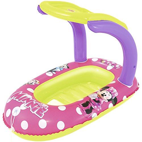 Bestway Minnie Kinderboot, 3-6 Jahre (Mickey Badespielzeug)