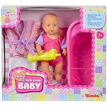 Spielzeug Clever Mini Baby Born Simba Set Mit Badewanne Und Zubehör Zapf Baby Born