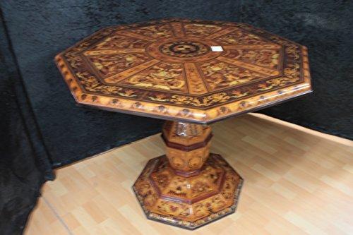 LouisXV Table octogonale Baroque Rococo AaTa0123