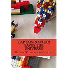 Captain Nathan saves the universe! (English Edition)