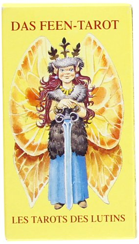 FAIRY TAROT Miniature Deck (cards)