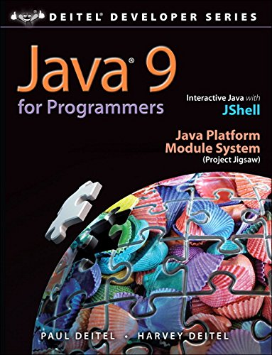 Java 9 for Programmers (Deitel Developer (Paperback))
