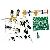 Rokoo Valve 6J1 DIY Tube Amplifier Preamp AMP Pre-Amplifier Board Kit de bricolage pour casque d'écoute
