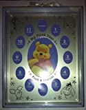 Disney Baby Winnie the Pooh & Friends My First Year Picture Photo Frame by K-mart