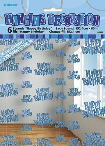5ft-hanging-glitz-blue-birthday-decorations-pack-of-6