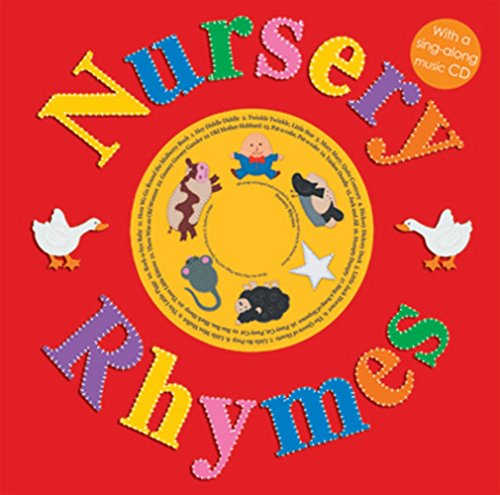 Nursery Rhymes (2nd Edn) with CD: Sing-Along Songs With Cds (Book & CD) por Roger Priddy