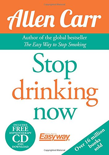 Allen Carr Stop Drinking Now Cover Image