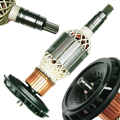 Preisvergleich Produktbild Blaufaust® Anker Rotor für Bosch GBH 11 DE,  GSH 11 E