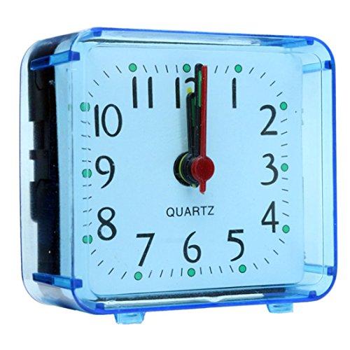JoyliveCY Vintage Cube Clocks Inicio Uso Aire Libre